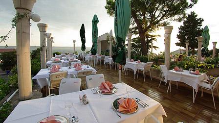 Hotel Vicko restoran